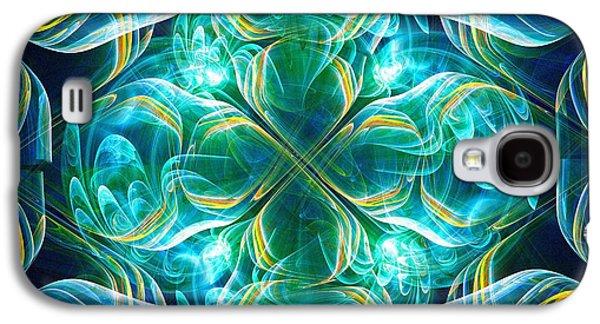 Magic Mark Galaxy S4 Case by Anastasiya Malakhova