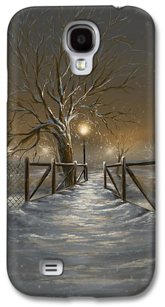 Magic Night Galaxy S4 Case by Veronica Minozzi
