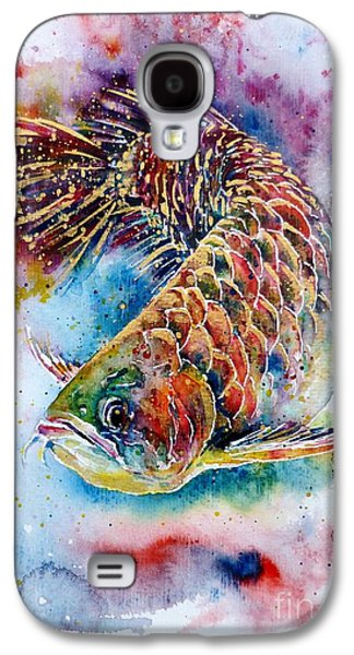 Magic Of Arowana Galaxy S4 Case