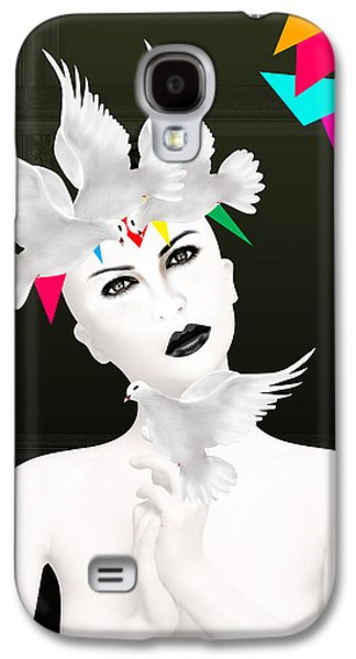 Magical 2 Galaxy S4 Case by Mark Ashkenazi