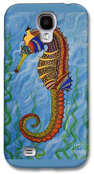 Magical Seahorse Galaxy S4 Case