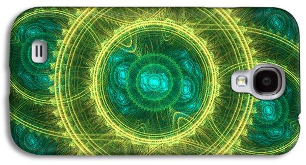 Magical Seal Galaxy S4 Case by Martin Capek