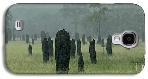 Magnetic Termite Mounds Galaxy S4 Case