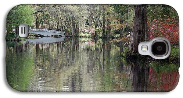 Magnolia Plantation Gardens Series II Galaxy S4 Case