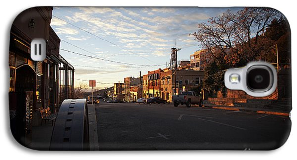 Main Street Jerome Arizona Galaxy S4 Case