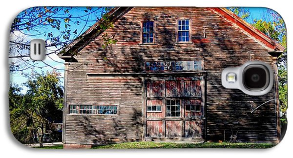 Maine Barn Galaxy S4 Case by Marcia Lee Jones