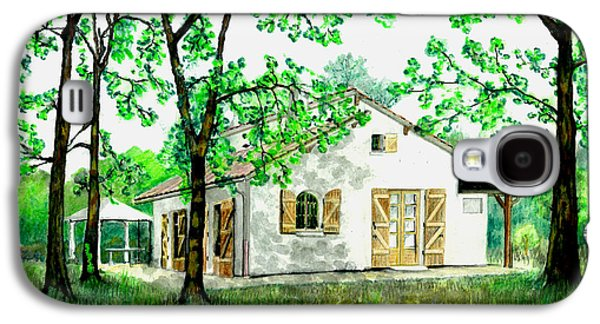 Maison En Medoc Galaxy S4 Case by Marc Philippe Joly