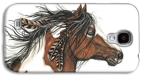 Majestic Horse Series 32 Galaxy S4 Case by AmyLyn Bihrle