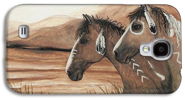 Majestic Mustang Series 42 Galaxy S4 Case by AmyLyn Bihrle
