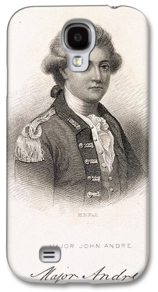 Major John Andre Galaxy S4 Case by British Library