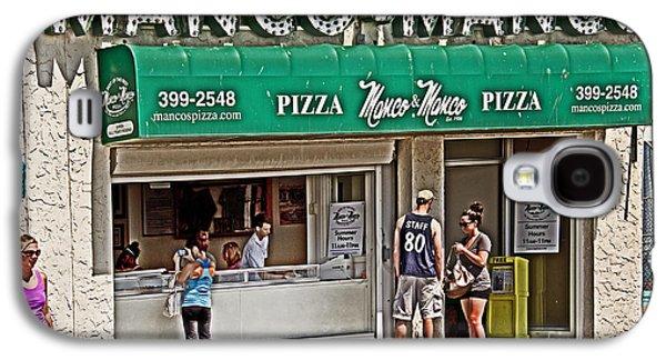 Manco And Manco Pizza Galaxy S4 Case