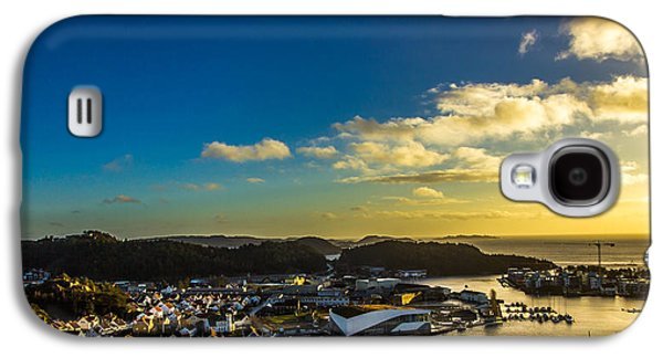 Mandal Norway Galaxy S4 Case