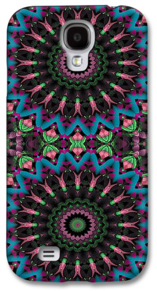 Mandala 35 For Iphone Double Galaxy S4 Case