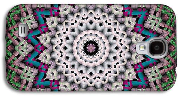 Mandala 37 Galaxy S4 Case by Terry Reynoldson