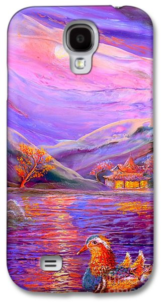 Mandarin Dream Galaxy S4 Case by Jane Small