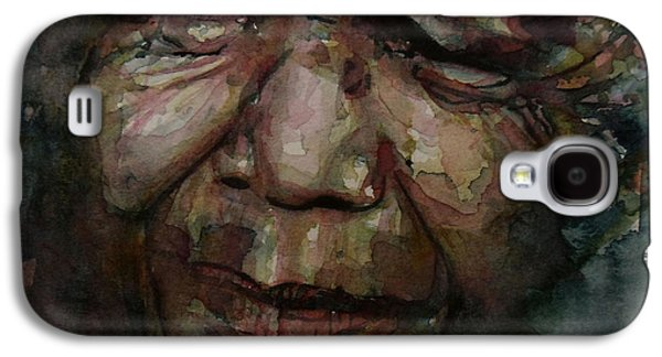 Mandela   Galaxy S4 Case by Paul Lovering