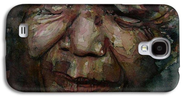 Mandela   Galaxy S4 Case by Paul Lovering