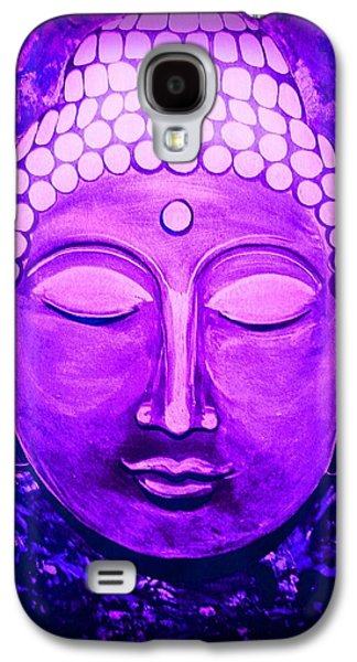 Mandi's Buddha Galaxy S4 Case by Michelle Dallocchio