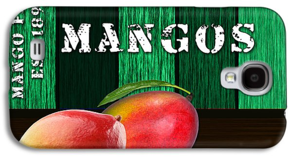 Mango Farm Sign Galaxy S4 Case
