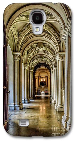 Mansion Hallway Galaxy S4 Case by Adrian Evans