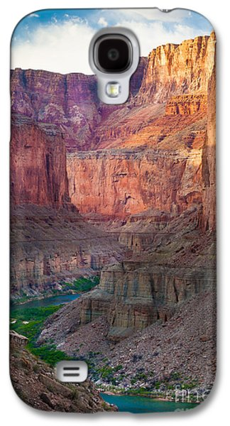 Marble Cliffs Galaxy S4 Case