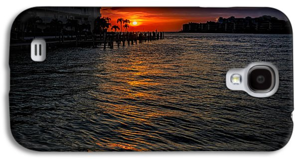 Marco Island Sunset 43 Galaxy S4 Case by Mark Myhaver