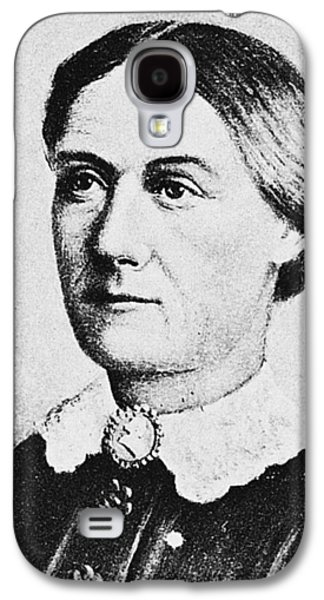 Margaret Taylor (1788-1852) Galaxy S4 Case by Granger