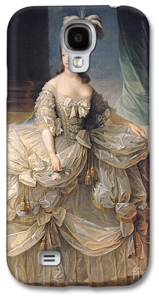 Marie Antoinette Queen Of France Galaxy S4 Case by Elisabeth Louise Vigee-Lebrun