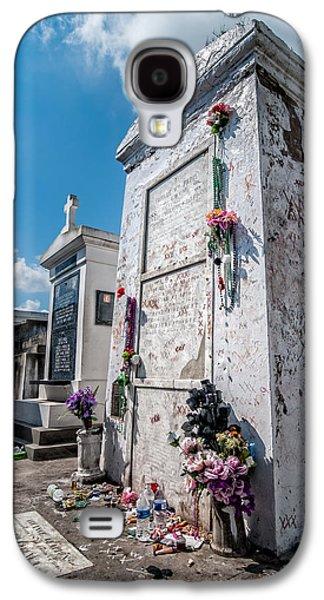 Marie Laveau's Tomb Galaxy S4 Case