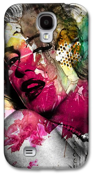 Marilyn Monroe Galaxy S4 Case