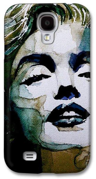 Marilyn No10 Galaxy S4 Case