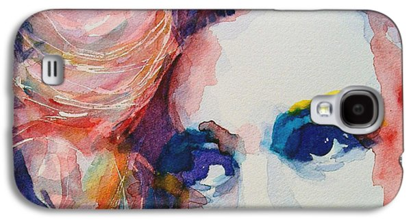 Marilyn No11 Galaxy S4 Case by Paul Lovering