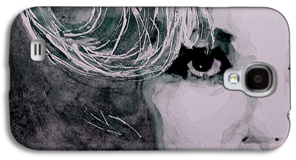 Marilyn No9 Galaxy S4 Case by Paul Lovering