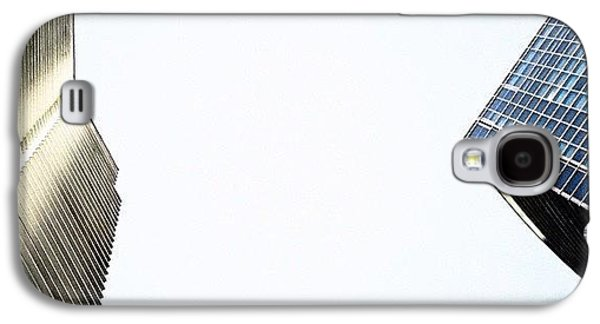 Iger Galaxy S4 Case - Marina Blue Bldg. & 1800 Club Bldg. - by Joel Lopez