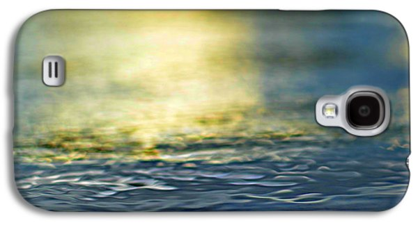 Marine Blues Galaxy S4 Case by Laura Fasulo