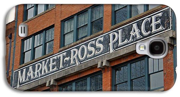 Market Ross Place Dallas Texas Galaxy S4 Case