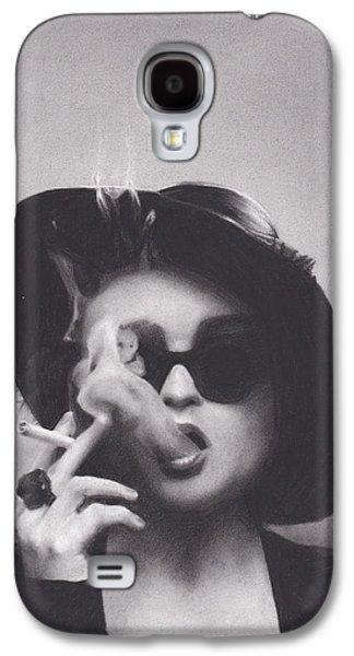 Marla Singer Galaxy S4 Case