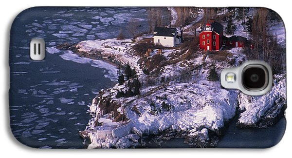 Marquette Galaxy S4 Case - Marquette Harbor Lighthouse by Panoramic Images