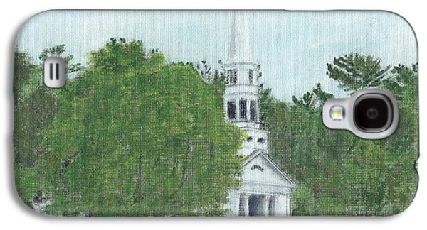 Martha Mary Chapel Galaxy S4 Case by Cliff Wilson