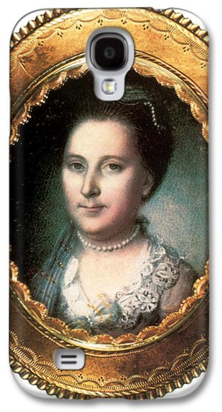 Martha Washington, American Patriot Galaxy S4 Case