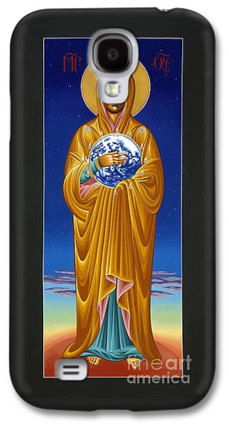Mary Most Holy Mother Of All Nations 080 Galaxy S4 Case