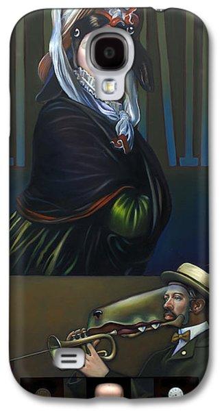 Maryanna Of Littleham Galaxy S4 Case by Patrick Anthony Pierson