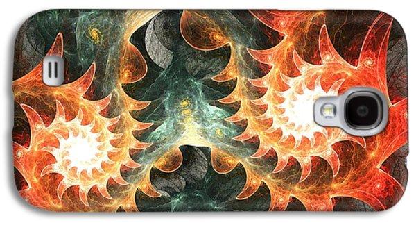 Mas Que La Cara Galaxy S4 Case by Anastasiya Malakhova