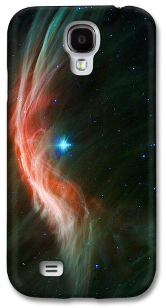Massive Star Makes Waves Galaxy S4 Case