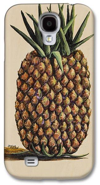 Maui Pineapple 3 Galaxy S4 Case
