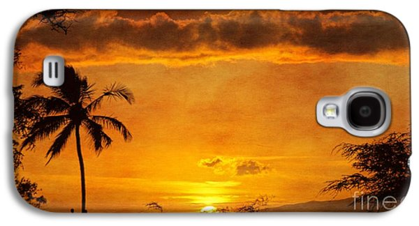 Maui Sunset Dream Galaxy S4 Case