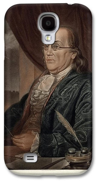 Max Rosenthal After Charles Willson Peale Galaxy S4 Case by Quint Lox