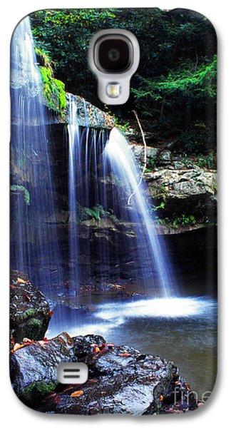 Mccoy Falls Birch River Galaxy S4 Case