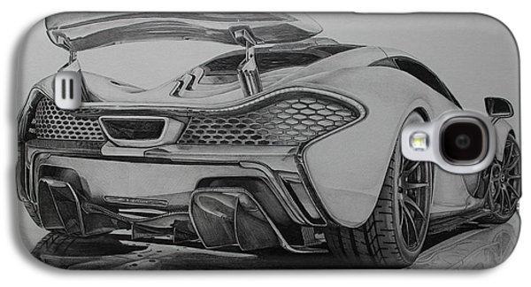 Mclaren P1 Galaxy S4 Case by Gary Reising