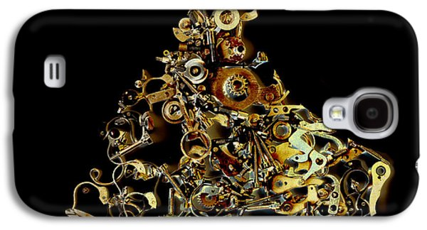 Mechanical - Dog Galaxy S4 Case
